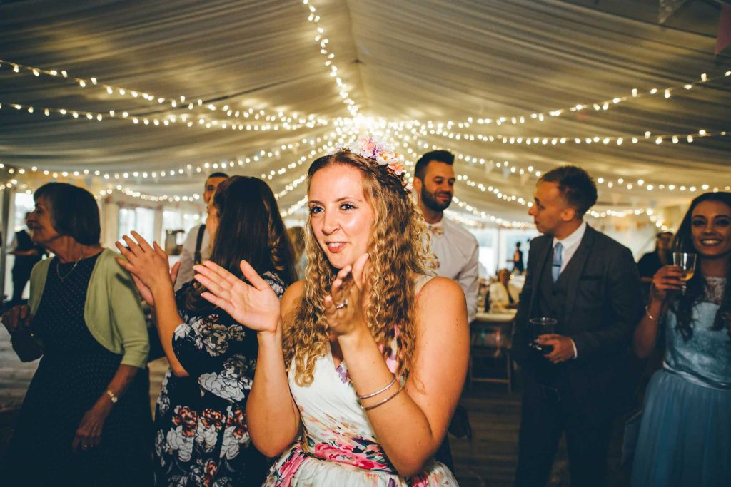 Cornish Tipi Wedding Photographer 107