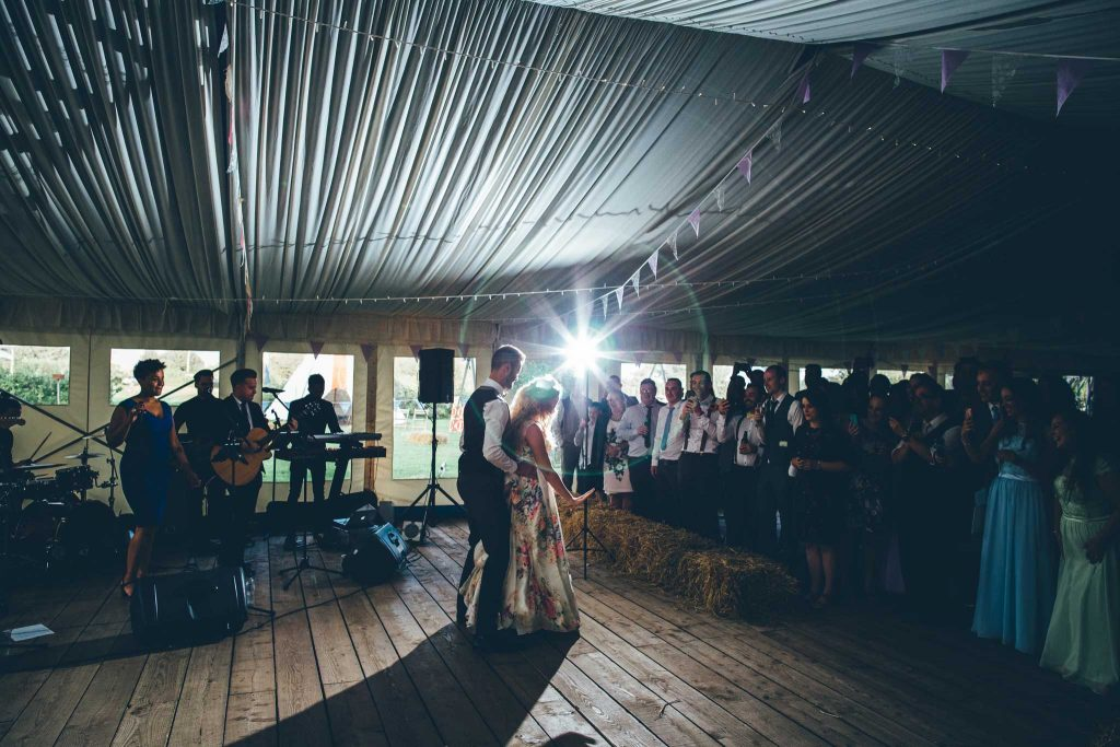 Cornish Tipi Wedding Photographer 103