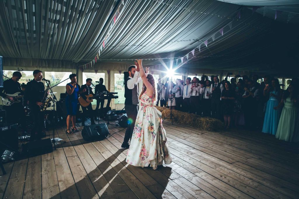 Cornish Tipi Wedding Photographer 102