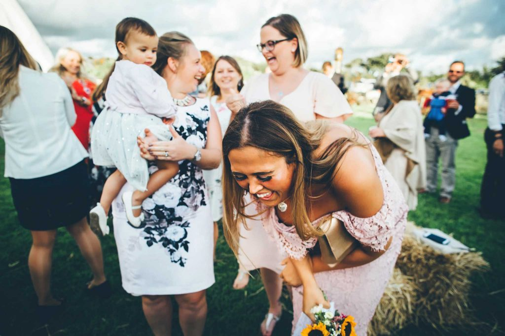 Cornish Tipi Wedding Photographer 99