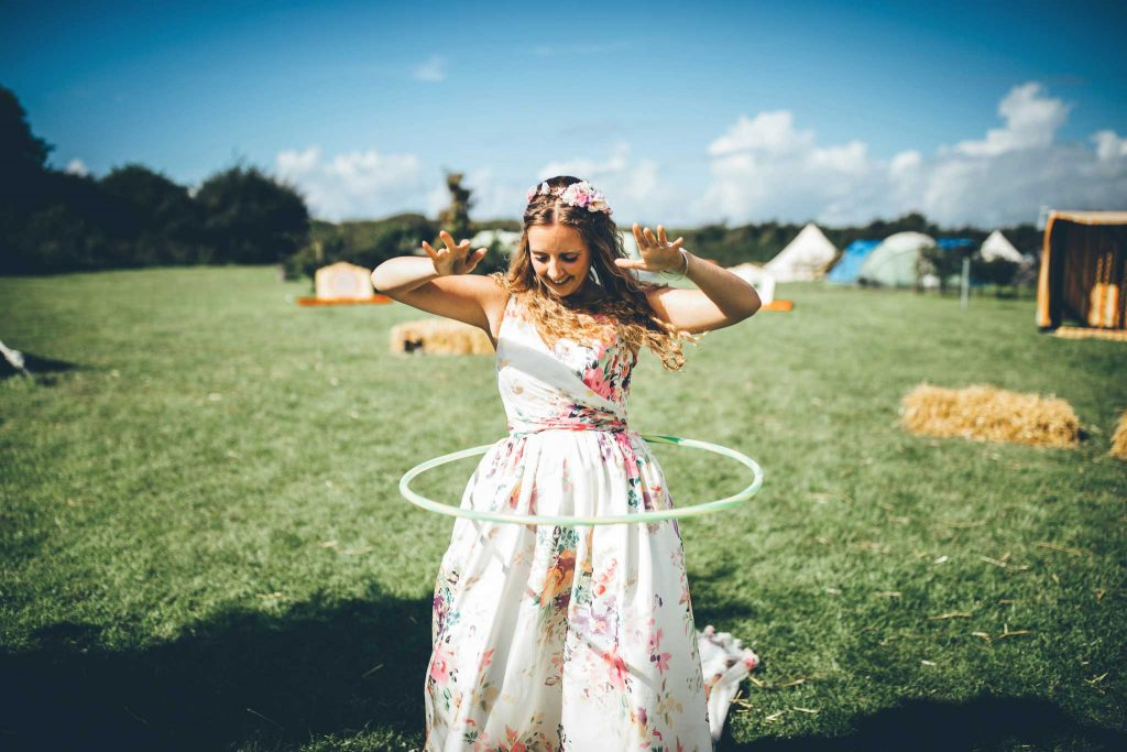 Cornish Tipi Wedding Photographer 83
