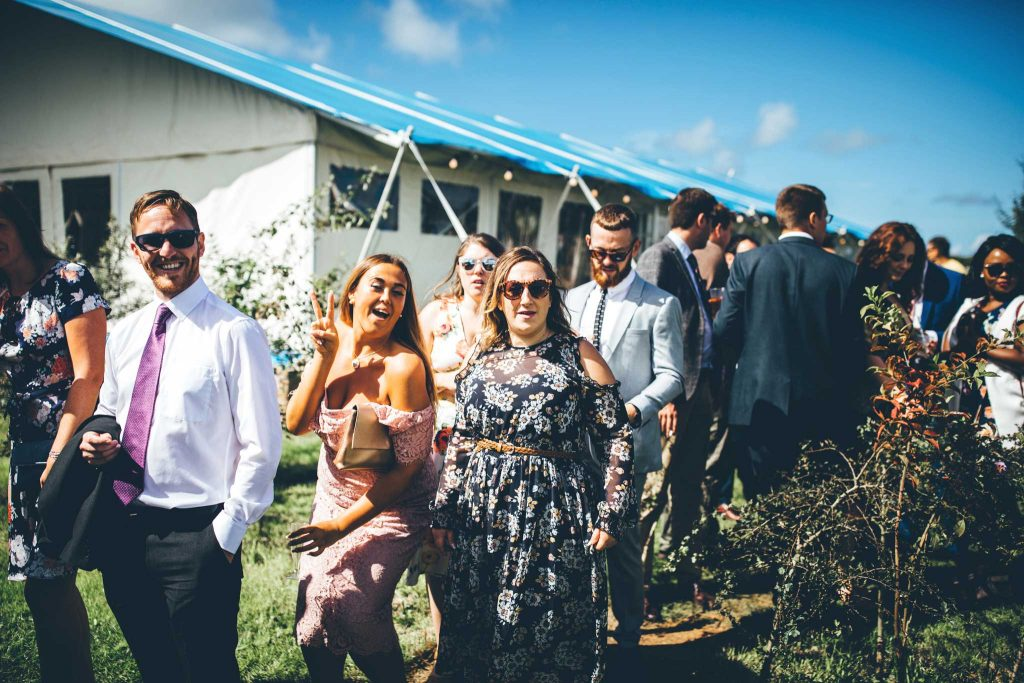 Cornish Tipi Wedding Photographer 76