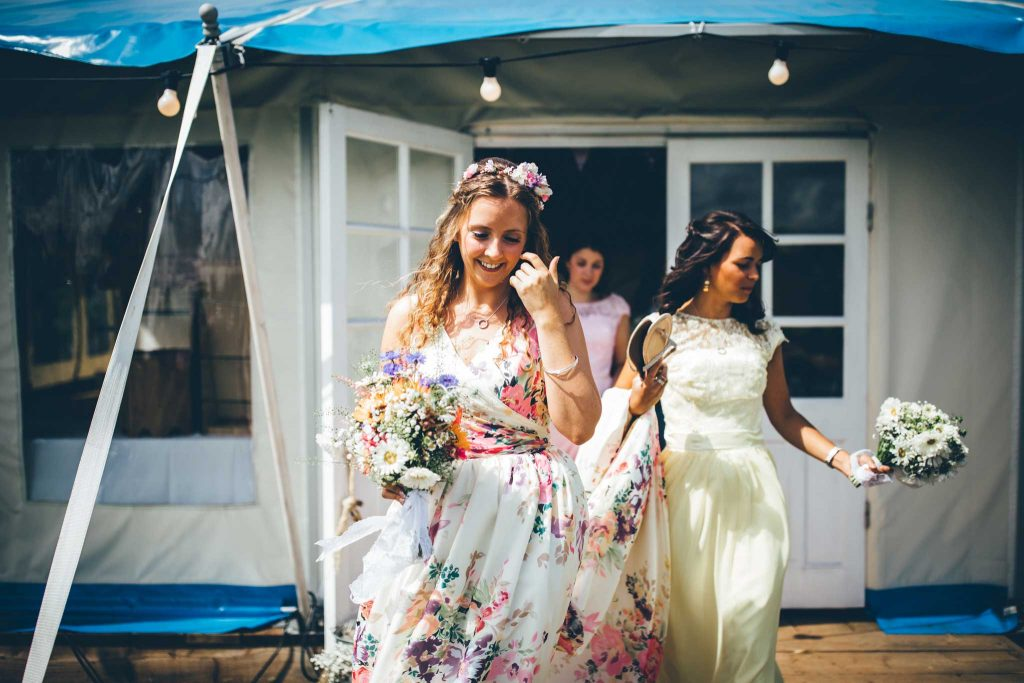 Cornish Tipi Wedding Photographer 28