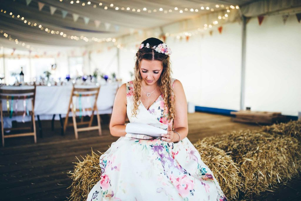 Cornish Tipi Wedding Photographer 27
