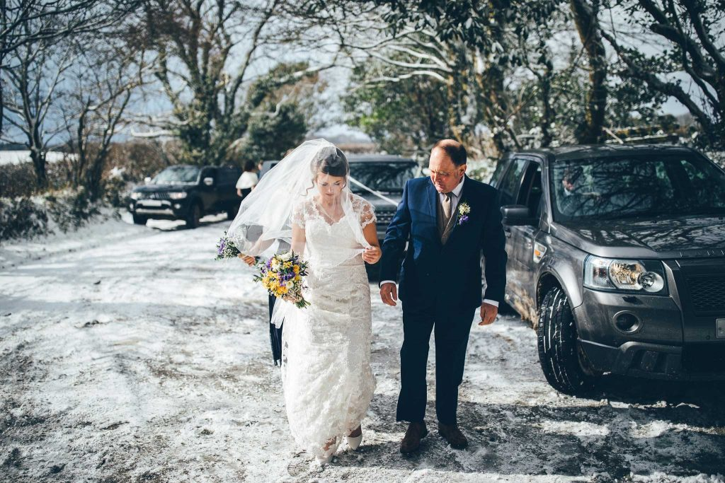 Polurrian Bay Hotel Wedding Photographer