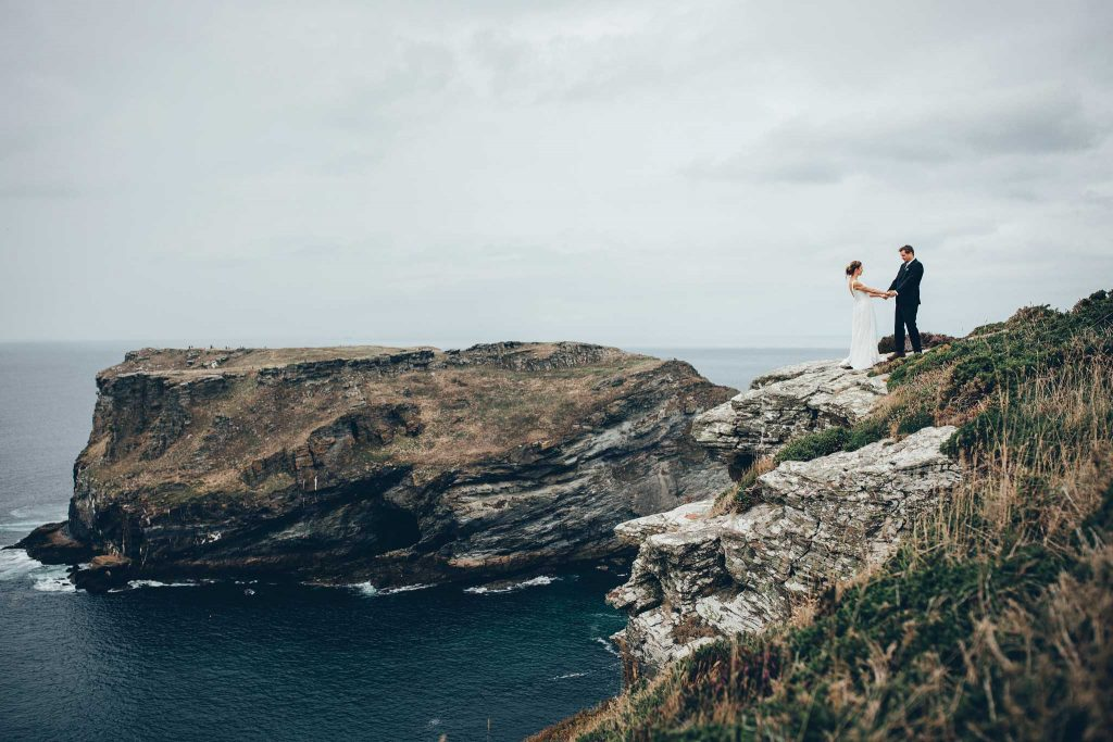 elopement cornwall