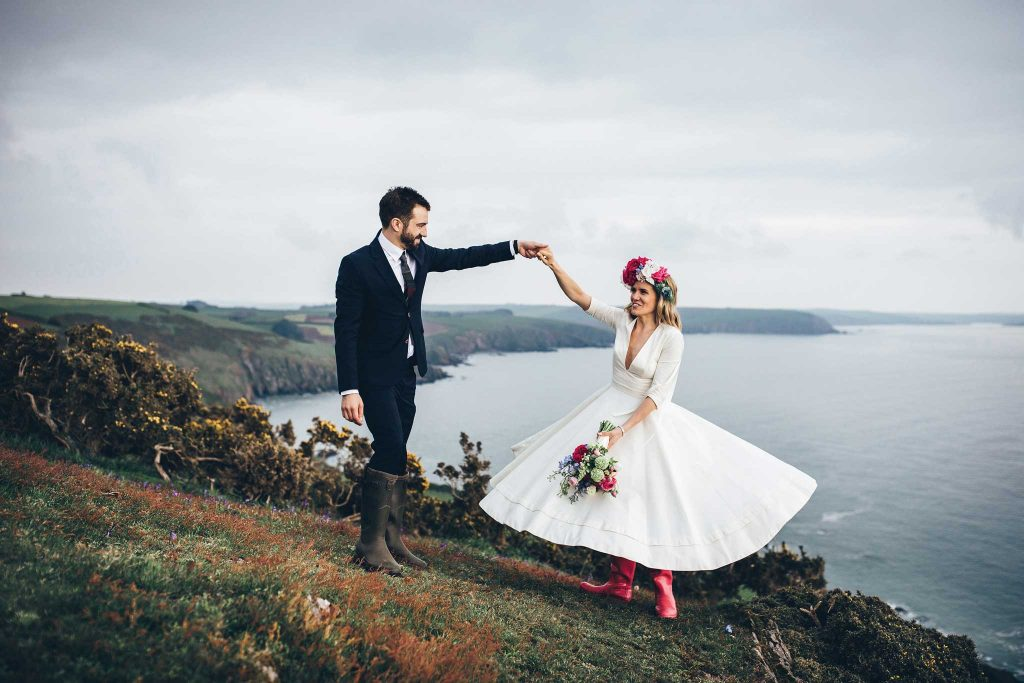 Toby Lowe Photography - Devon Wedding