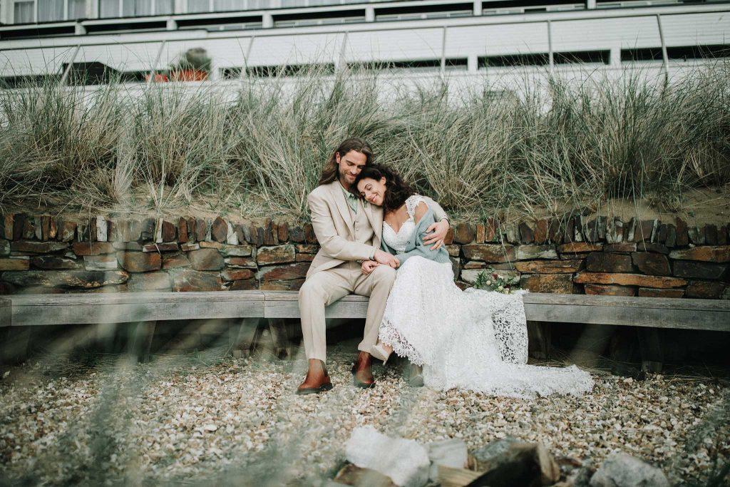 Bedruthan Steps Hotel Wedding 28