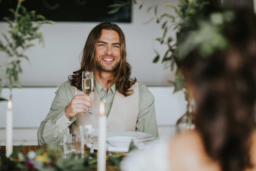 Bedruthan Steps Hotel Wedding 27