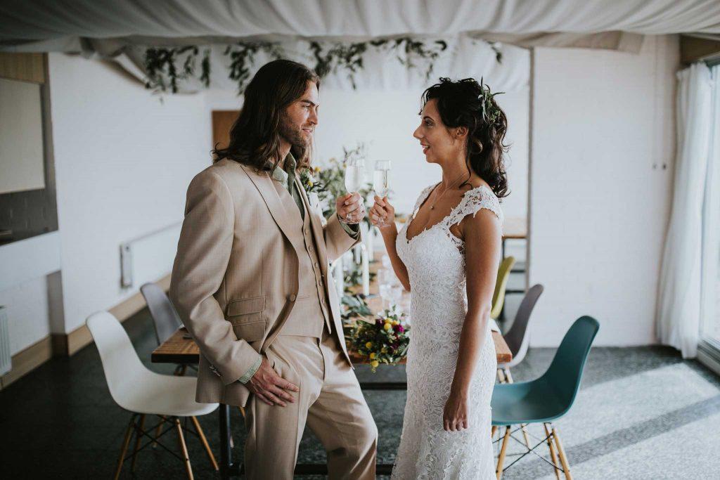 Bedruthan Steps Hotel Wedding 22