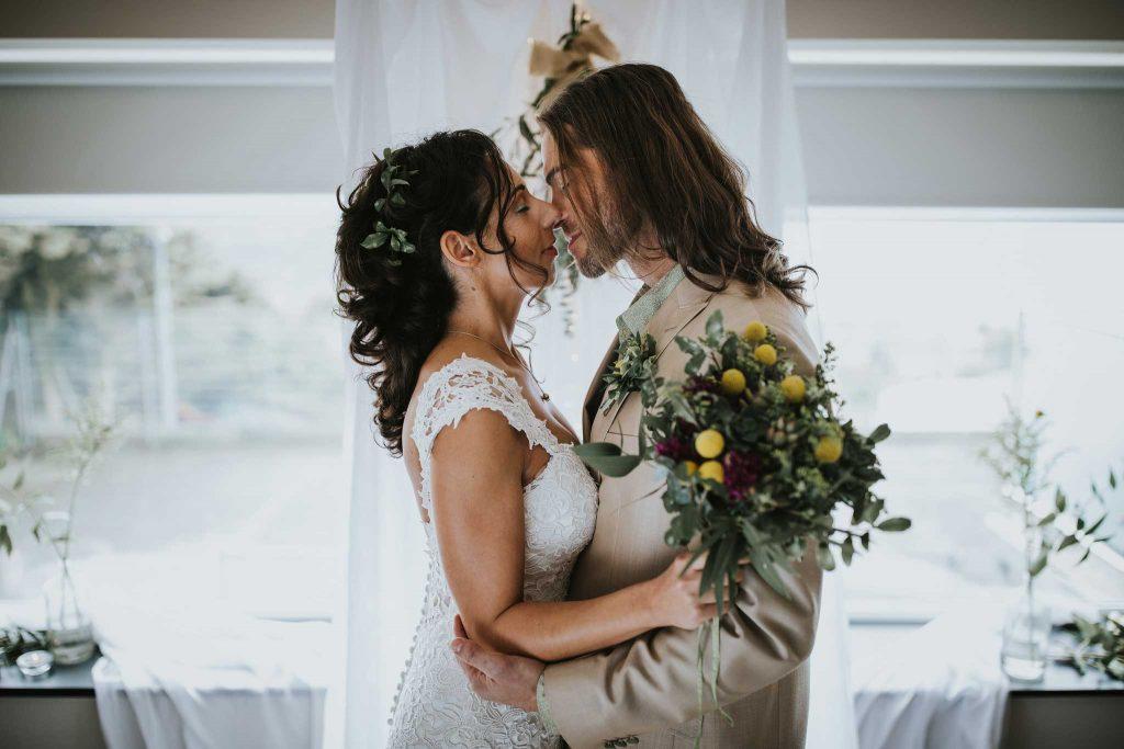 Bedruthan Steps Hotel Wedding 7