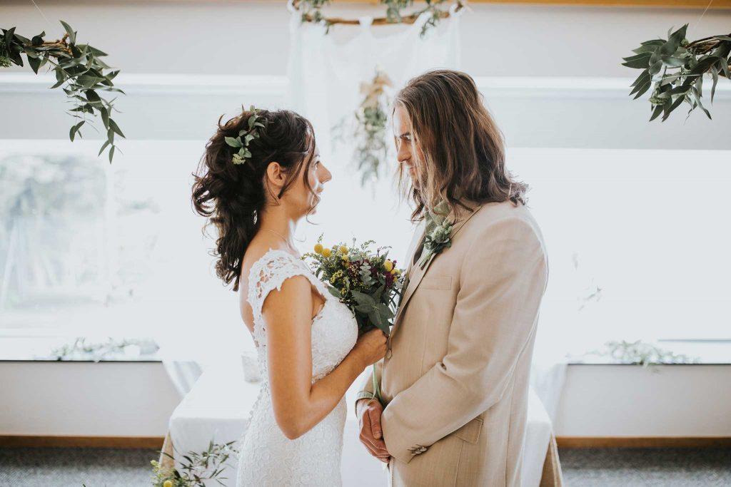 Bedruthan Steps Hotel Wedding 2