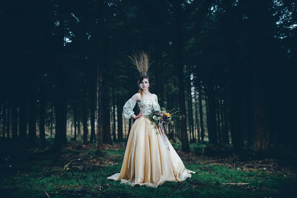 Boconnoc Woodland Shoot 4