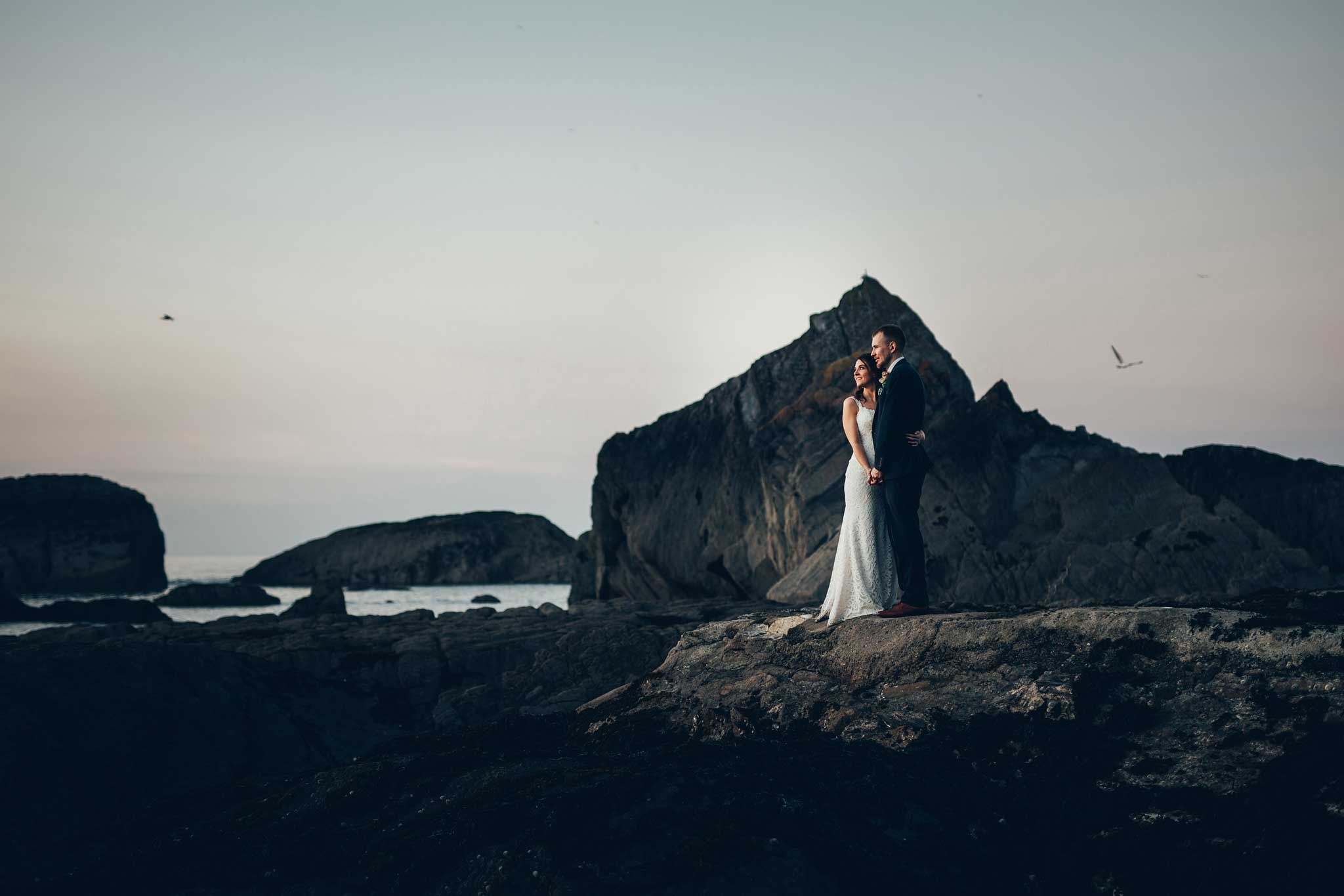 Tunnels Beaches Wedding