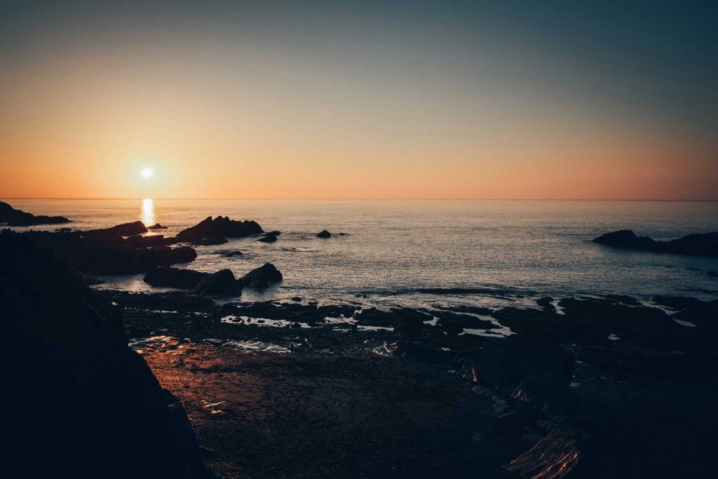 Tunnels Beaches Sunset