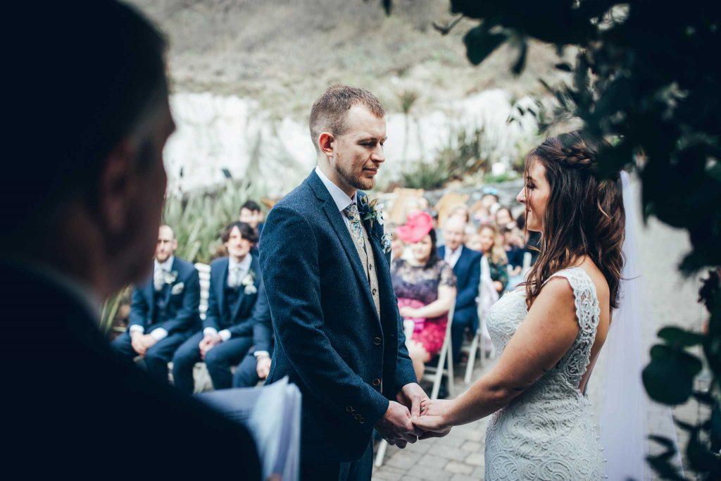 Tunnels Beaches Wedding Ceremony 3