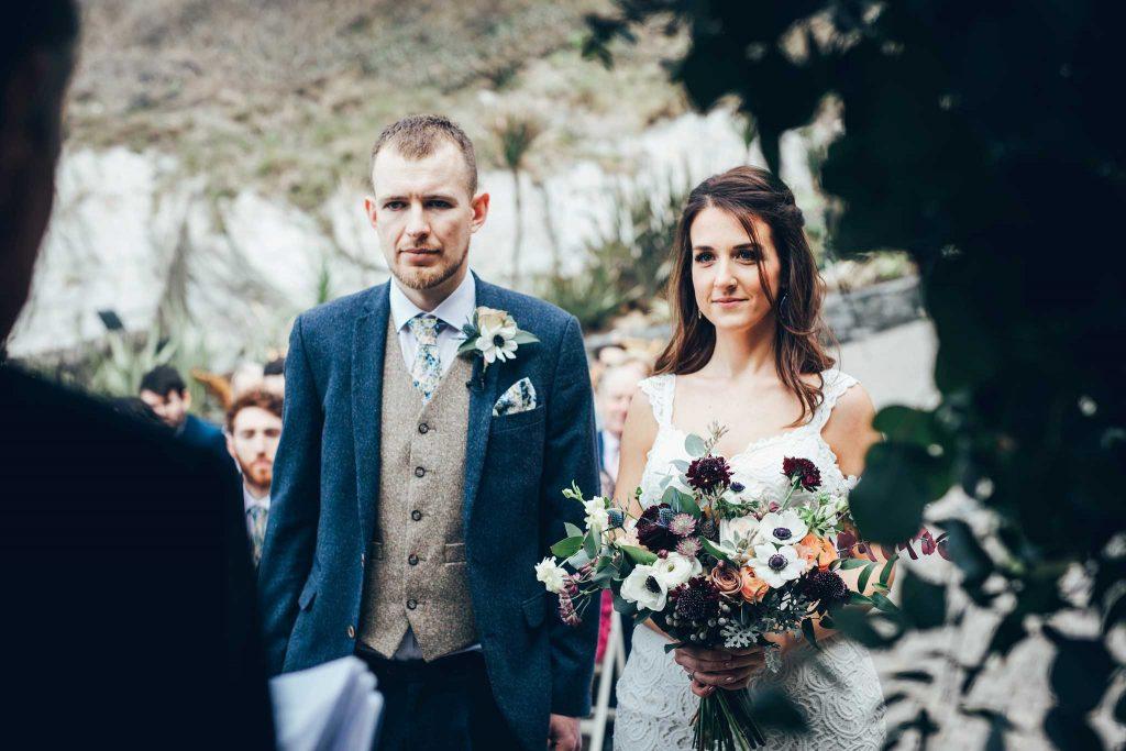 Tunnels Beaches Wedding Ceremony 2