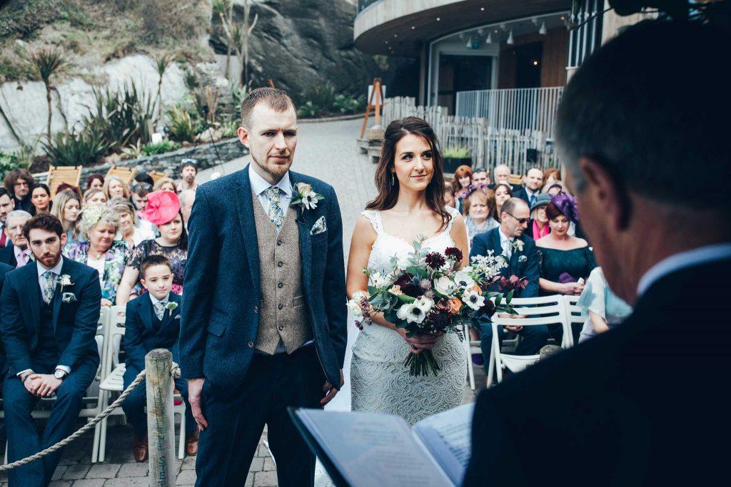 Tunnels Beaches Wedding Ceremony