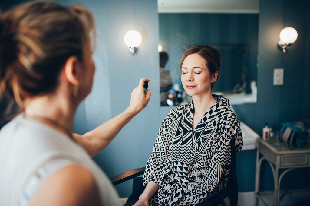 Boconnoc House makeup
