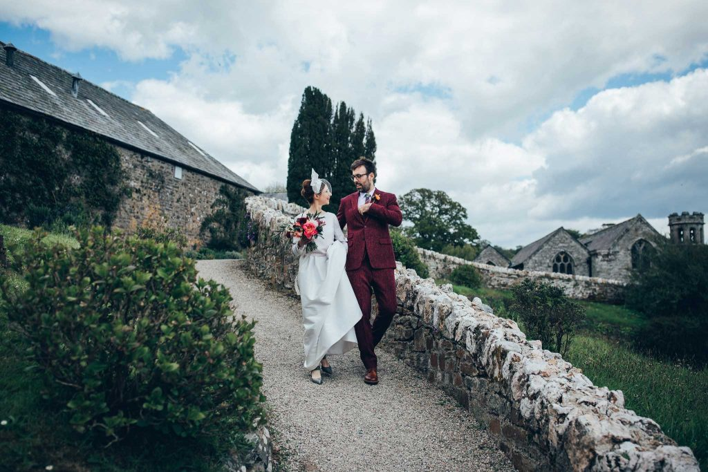 Boconnoc House married