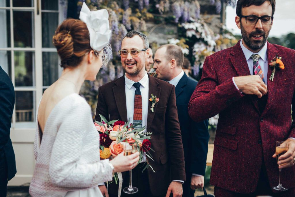 Boconnoc House best man