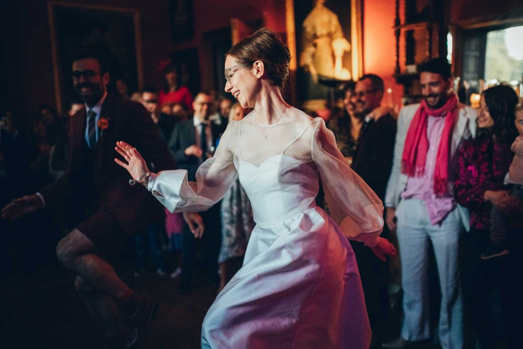 Boconnoc House first dance 2