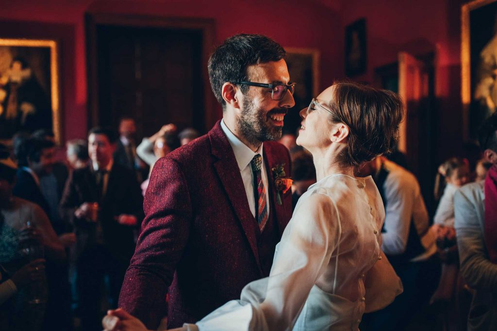 Boconnoc House first dance