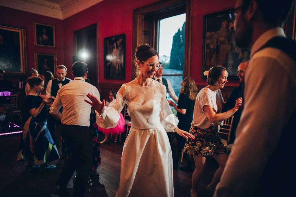 Boconnoc House dancing