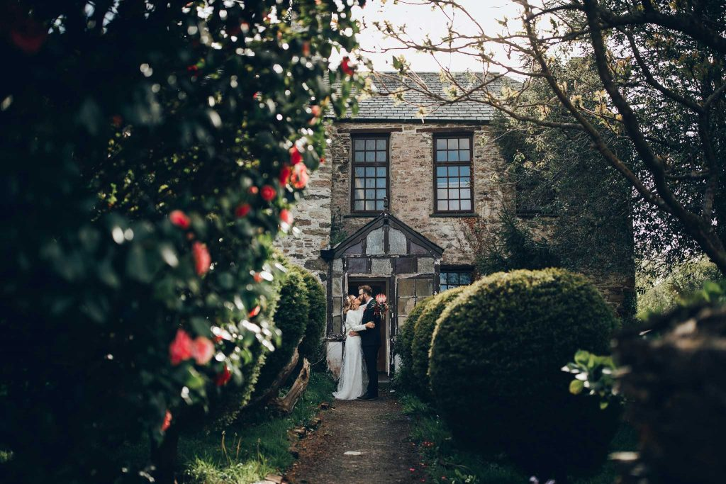 Kilminorth Cottages wedding