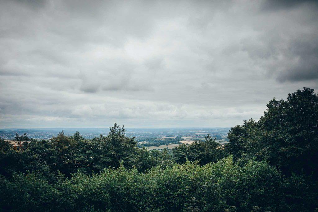 Haldon Belvedere view