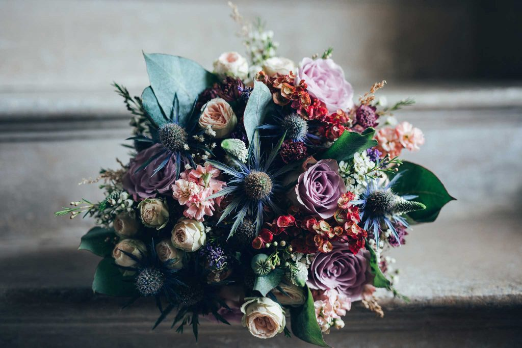 Haldon Belvedere wedding bouquet