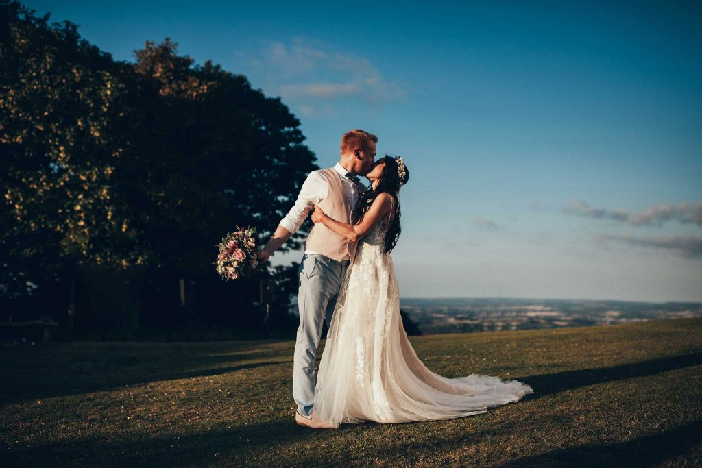 Haldon Belvedere First Dance