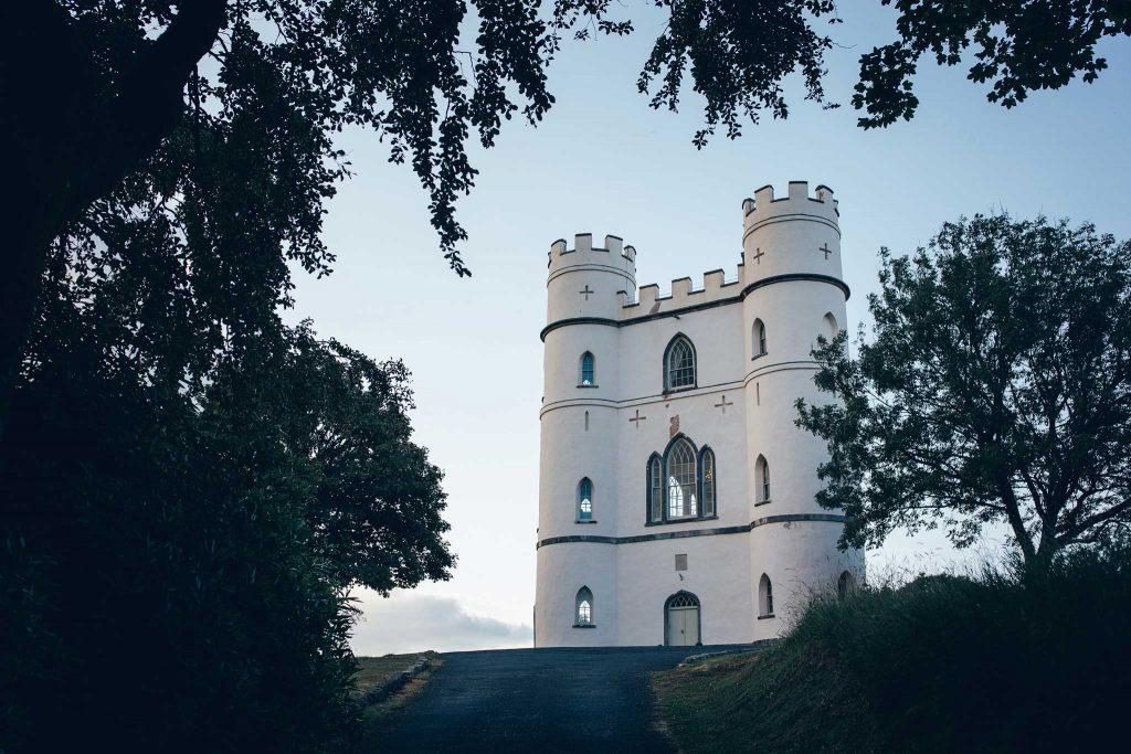 Lawrence Castle Haldon Belvedere