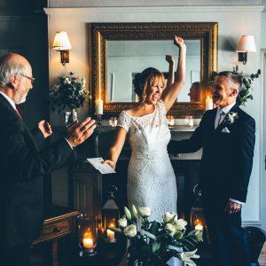Intimate Wedding Cornwall