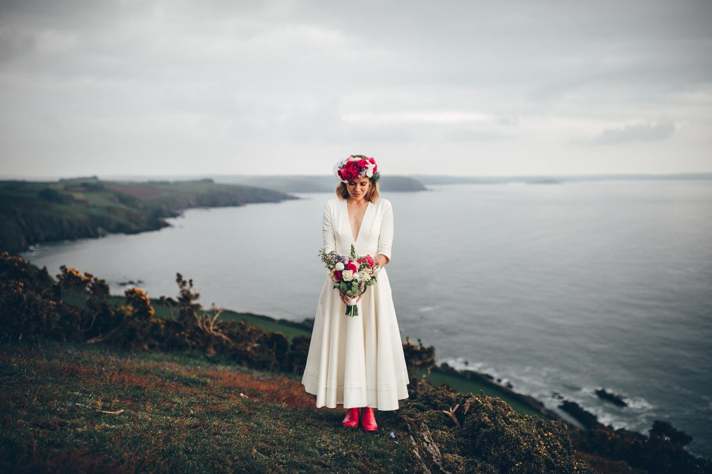Elopement Photographer Cornwall
