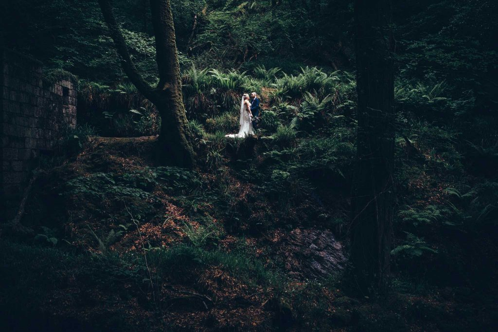A Cornish intimate wedding