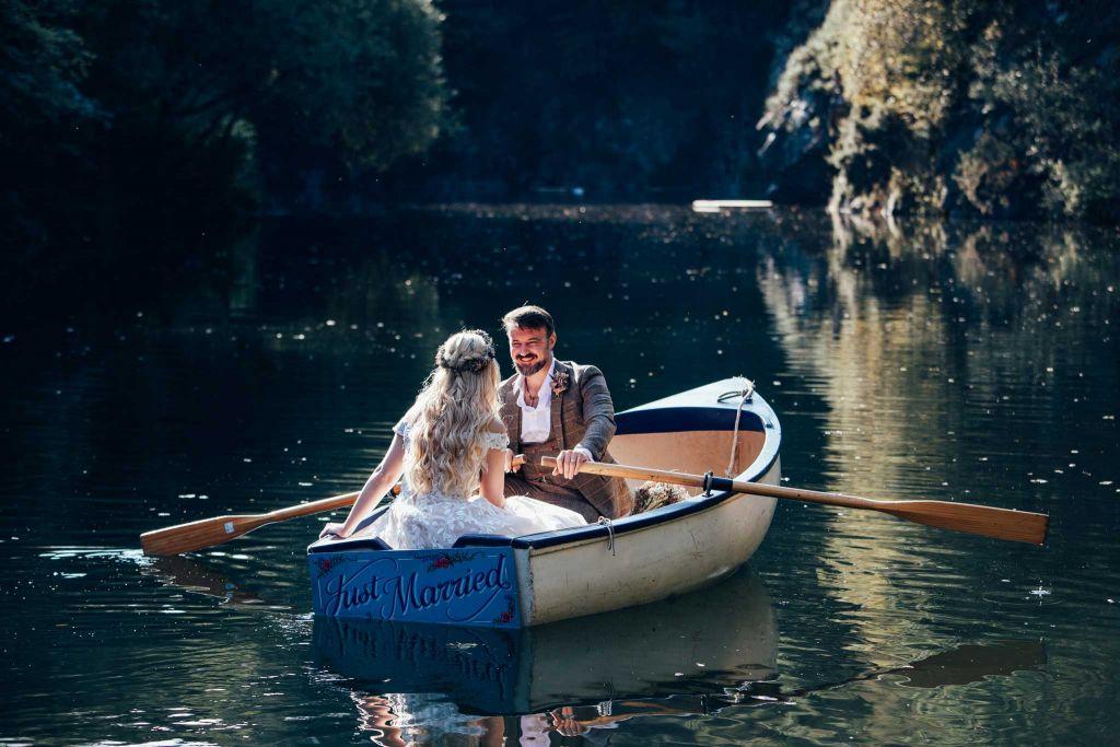 Cornish Tipi Wedding
